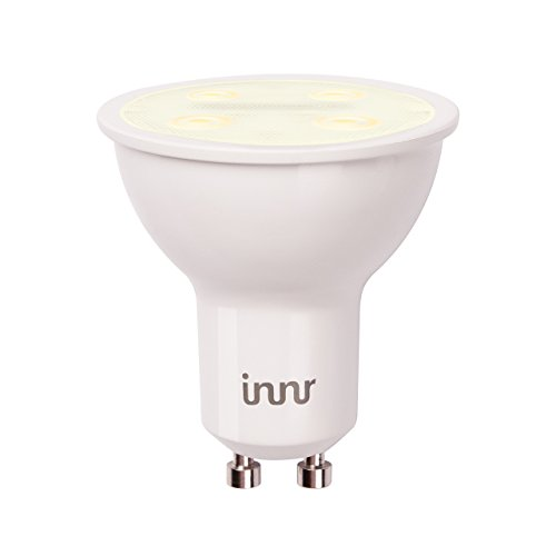Innr GU10 ampoule LED connectée Blanc chaud, compatible avec Philips Hue*, RS...