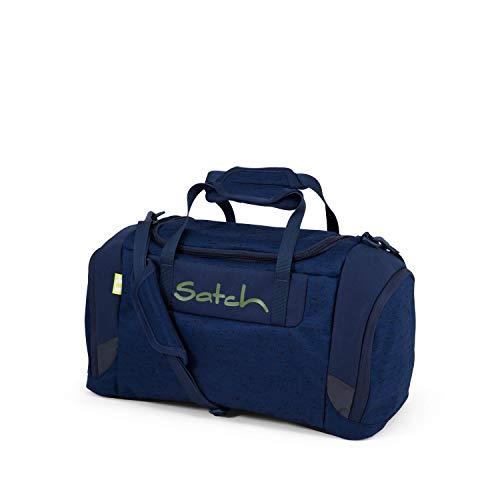 Satch Sporttasche Ocean Dive, 25l, Schuhfach, gepolsterte Schultergurte, Blau