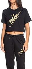 Nike T-Shirt Camiseta de Manga Corta para Mujer
