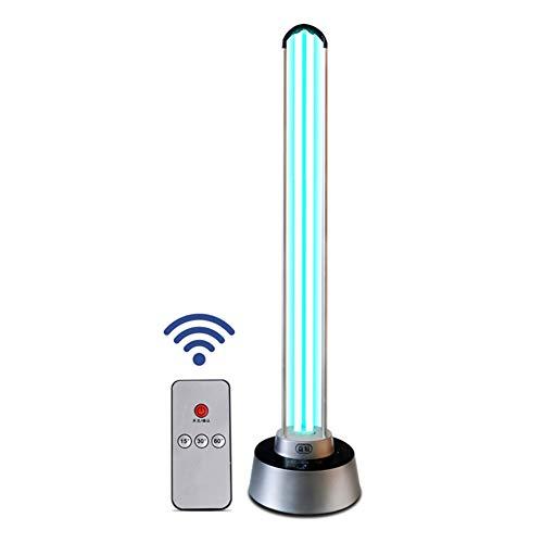 Lampada di disinfezione UV di grande potenza 150W con induzione radar Lampada germicida dell'ozono telecomandato per la casa mobile per sterilizzazione medica dell'asilo di casa