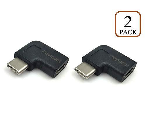 OUYAWEI Adaptateur de connecteur Flexible m/âle /à Femelle chargeant Le c/âble dextension Audio vid/éo pour Apple
