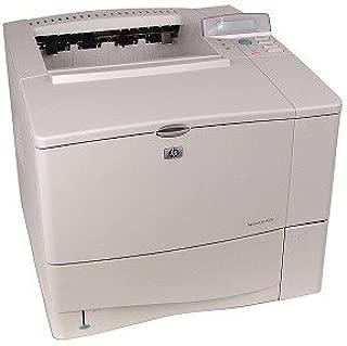 HP Laserjet 4100 Parallel Monochrome Laser Printer w/Toner