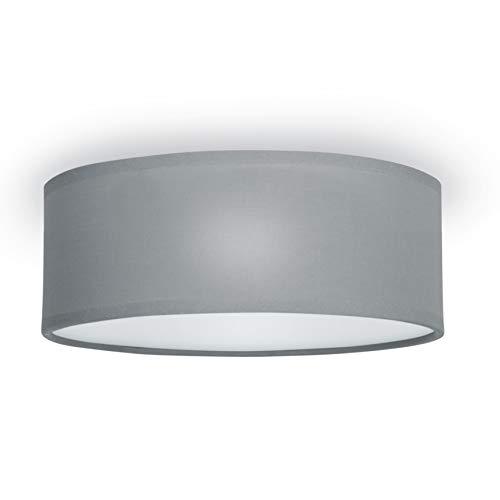 Smartwares 10.004.65 - Lámpara de techo, Gris, 30 cm