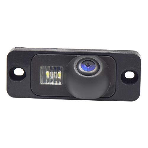 Caméra de Recul Super Vision Nocturne Caméra Etanche à Haute Définition 170 Degrés large Angle pour Mercedes W220 W164 W163 ML320/ML350//ML400 ML500 /GL450/GL500 S280 / S320 S350 S500 S60