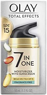 Olay Total Effects 7-in-1 Facial Moisturizer Bottle 1.7 Oz