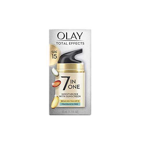 Olay Total Effects, 7 in 1, Fragrance Free, 1.7 oz