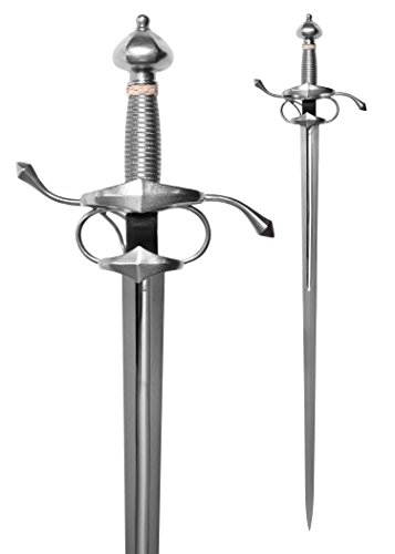 Seitschwert Mittelalter Schwert + scharf + echt von Hanwei ®