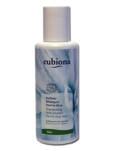 Aufbau Shampoo Henna-Aloe, 200ml