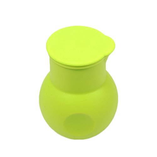 Lorsoul Schokolade Melting Pot Silikon-Butter-Sauce Milch Backen Eingießen Mikrowelle Nonstick Melt Butter Pot