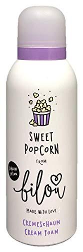 bilou cremeschaum Sweet Popcorn 150ml