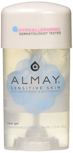 Almay Clear Gel, Anti-Perspirant and Deodorant