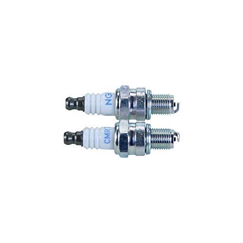 NGK CMR7H / 3066 NGK - Bujías (2 unidades)