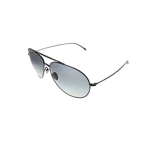 Armani GIORGIO 0AR6093 Gafas de sol, Matte Gunmetal, 61 para Hombre