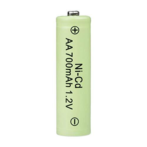RitzyRose Batería De Iones De Litio De M26 18650 3.7v 2600mah 10a, Recargable para La Linterna Llevada 4PCS