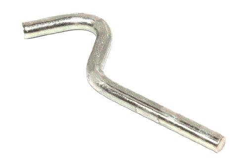 Bauknecht Geschirrspüler Scharnier Hook. Original-Teilenummer 481240468023 C00311951