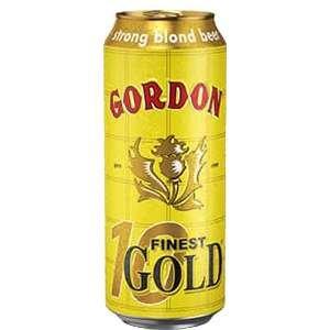 John Martin - Gordon Finest Gold Lata 50Cl X6