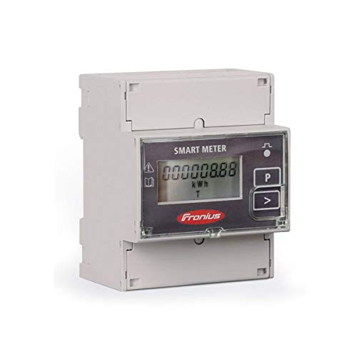 Smart Meter Fronius Centrium ENERGY 430001473 63A-3 Medidor Bidirecional ALTA Precisao Trifasico