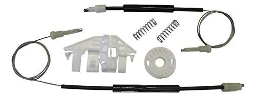 Twowinds - 9221F6 Kit reparación Elevalunas 406 1995-2004 Delantero Izquierdo