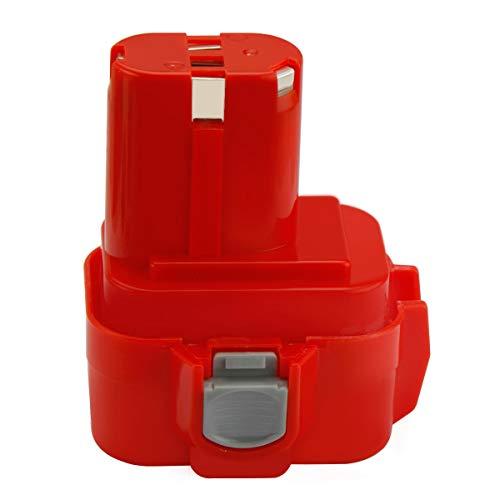Joiry 9.6V 3.5Ah Ni-MH Batterie Ersetzen für Makita PA09 9120 9122 9134 9100 9100A 9101A 9102 6207D 192595-8 192596-6 192638-6 193977-7 638344-4-2