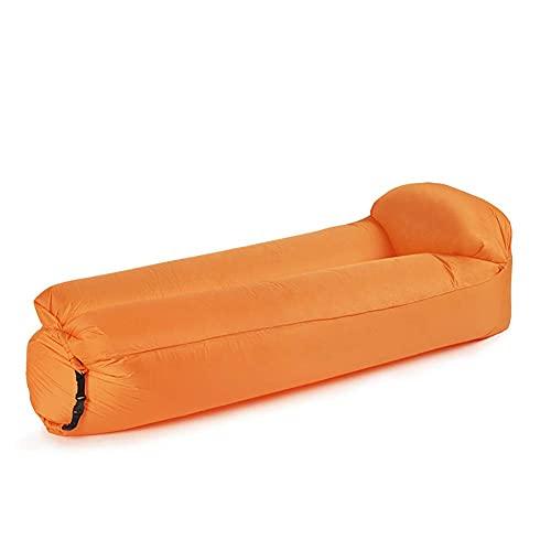 Sofá de aire inflable para exteriores,para mujeres y hombres,campamento de viaje,cada uno,piscina,junto al lago,picnic, festivales, duradero, resistente al agua, para uso en interiores y exteriores