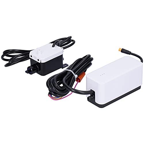 Semiter Pompa per condensa, Mini Pompa per condensa Design Professionale Materiale plastico Tecnico Comodo da Usare per deumidificatori per condizionatori d'Aria