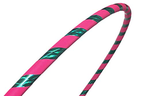 Find Discount SpinMajik Kid's Hula Hoop Handmade for Fitness, Dance and Fun! Choose Your Tape Color ...