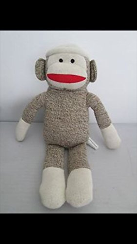 Kohls Skippyjon Jones Sock Monkey Plush by Kohl's Cares