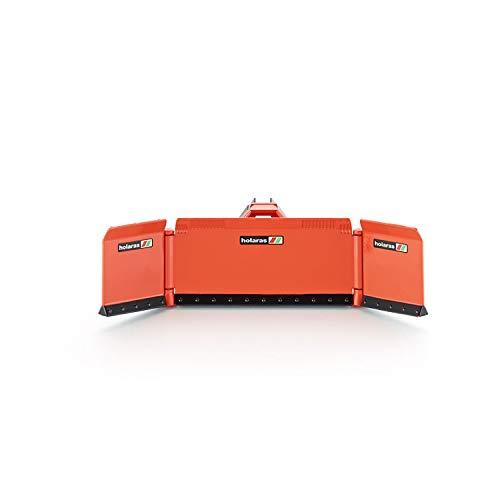 RC Auto kaufen  Bild 6: SIKU 2467, Maisschiebeschild, 1:32, Metall, Orange, Ideale Ergänzung zu SIKU Traktoren im gleichen Maßstab*