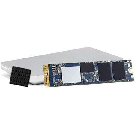 Owc 2 0 Tb Aura Pro X2 Ssd Komplette Upgrade Lösung Für Computer Zubehör