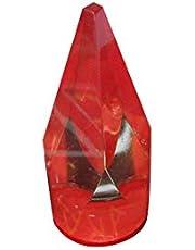 sympuk Marca ganadora de la Ruleta de póquer Fichas de Juego de Ruleta Accesorios Marcador de Ruedas de Ruleta para Marcador de Victoria de Ruleta