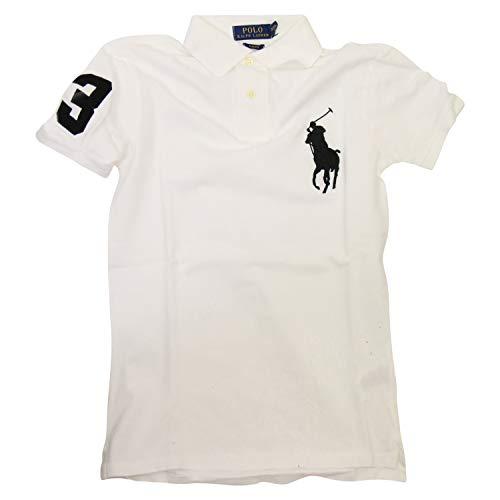 Ralph Lauren Herren Poloshirt Weiß M