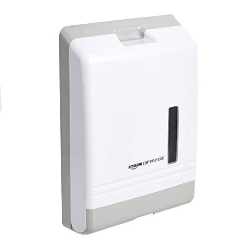 AmazonCommercial Papiertuchspender, vielfach gefaltet kompatibel