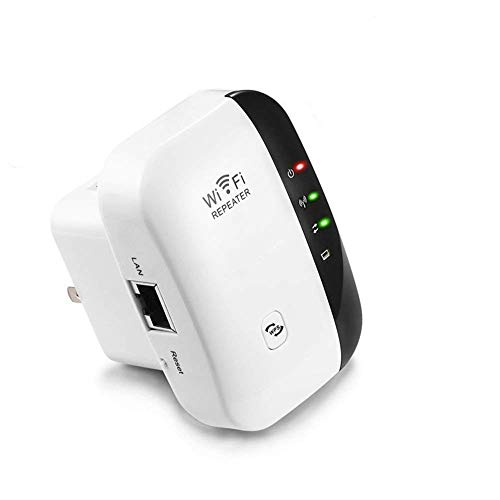 WiFi Range Extender Super Booster 300Mbps Superboost Boost Speed Wireless,2.4GHz Internet Signal Booster Amplifier Repeater