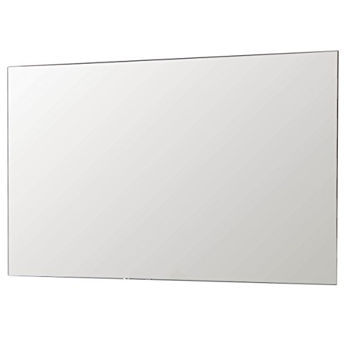 Schreiber Design Spiegel 5 mm Glas mit fein polierten Kanten inkl. verdeckter Halterung für quer oder hochkant Montage 400x400
