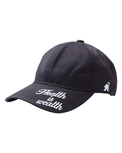 [ガッチャ ゴルフ] GOTCHA GOLF 帽子 撥水 透湿 サイド ロゴ キャップ 211GG8700 ブラック F
