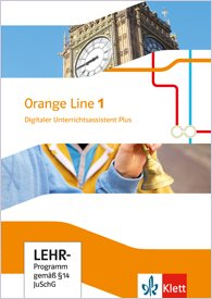 Orange Line 1 Digitaler Unterrichtsassistent Plus