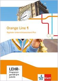 Orange Line 1 Digitaler Unterrichtsassistent Plus