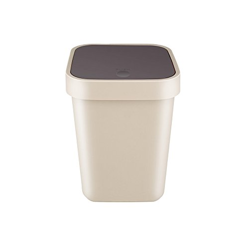 Trash can La Poubelle Peut la Poubelle en Plastique de ménage de PP Peut 22 * 30cm