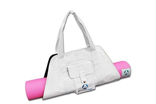 #DoYourYoga Yogatasche »Sumantra« / Sling Yogabag für extra große Yogamatten/Pilatesmatten bis 100 cm...