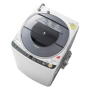 【NA-FR80S5-S】パナソニック ECO NAVI エコウォッシュシステム洗濯乾燥機 8.0kg