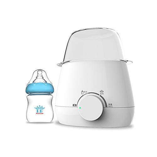 Elektrische zuigfles Voedselverwarmer Sterilisatoren Warme melk Multifunctioneel apparaat Babyvoeding Dubbele flessterilisator