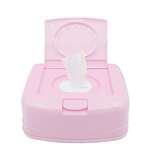 SXY 800pcs / Box Maquillage Coton Pad Démaquillant Coton Nettoyant pour Le Visage Nettoyage Nettoyant Visage Papier Cosmétiques Outils (Color : Pink)