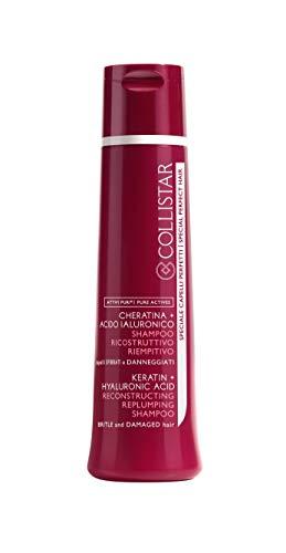 Collistar Attivi Puri Shampoo Ricostruttivo Riempitivo - 250 ml.