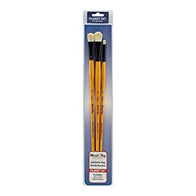 Creative Mark Mimik Hog Advanced Brush Sets - ASST