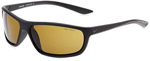 Nike Rabid E CW4679 colore 010 (Nera lente Marrone Terrain) Occhiali da Sole Unisex