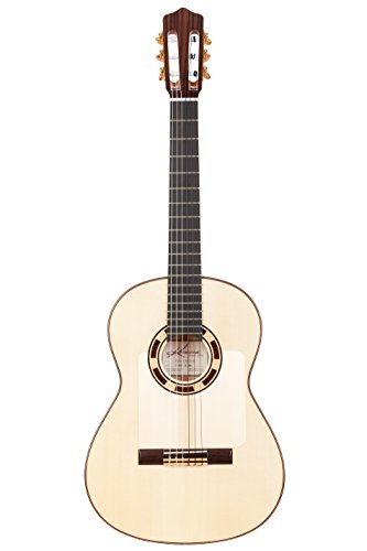 Kremona Flamenco Series Rosa Blanca Nylon String Guitar
