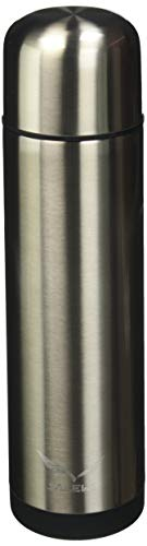 SALEWA Erwachsene Thermoskanne 1,0 L Thermoskanne Thermoskanne 1.0 L, Grau (Grigio), 1.0 L