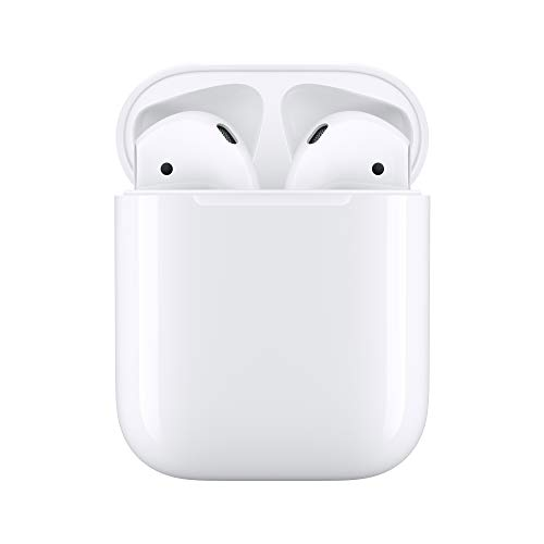 Apple AirPods mit kabelgeb&enem Ladecase (2. Generation)