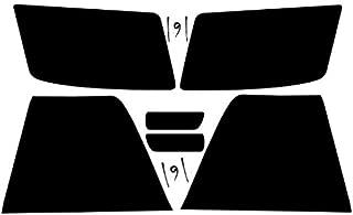 Subject 9 - Fits: Jetta (Sedan) Pre-cut vinyl overlay Complete Headlight and Taillight PLUS tint (1999 2000 2001 2002 2003 2004) DARK