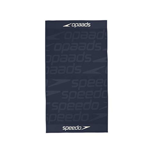 Speedo Easy Towel L 90X170 Handtuch, Navy, One Size